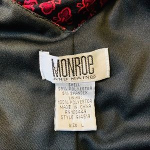 Monroe & Main Dresses - Monroe & Main Fit and Flare Dress Size L